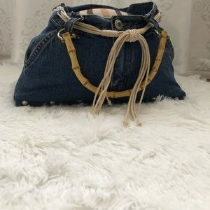 Handbags - New Handmade Jean skirt handbag